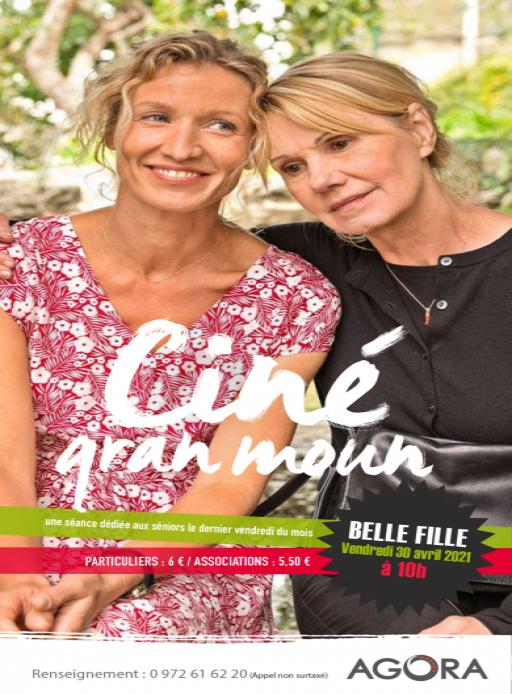 CINE GRAN MOUN : BELLE-FILLE