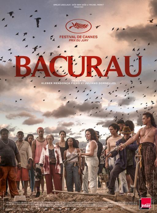 Affiche du film Bacurau - actuellement en salle au cinéma Agora