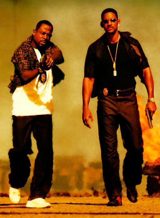 Affiche du film Bad Boys For Life - actuellement en salle au cinéma Agora