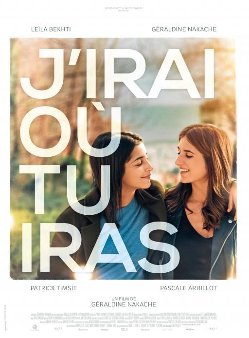 Affiche du film J'irai où tu iras - actuellement en salle au cinéma Agora