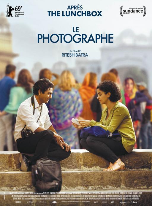 Affiche du film Le Photographe - actuellement en salle au cinéma Agora