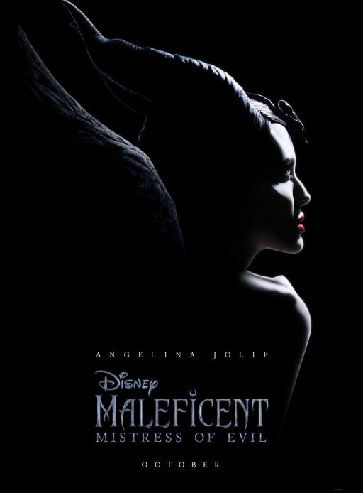 Affiche du film Maléfique : Le Pouvoir du Mal - actuellement en salle au cinéma Agora